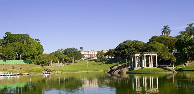 Resultado de imagem para Parque da Quinta da Boa Vista